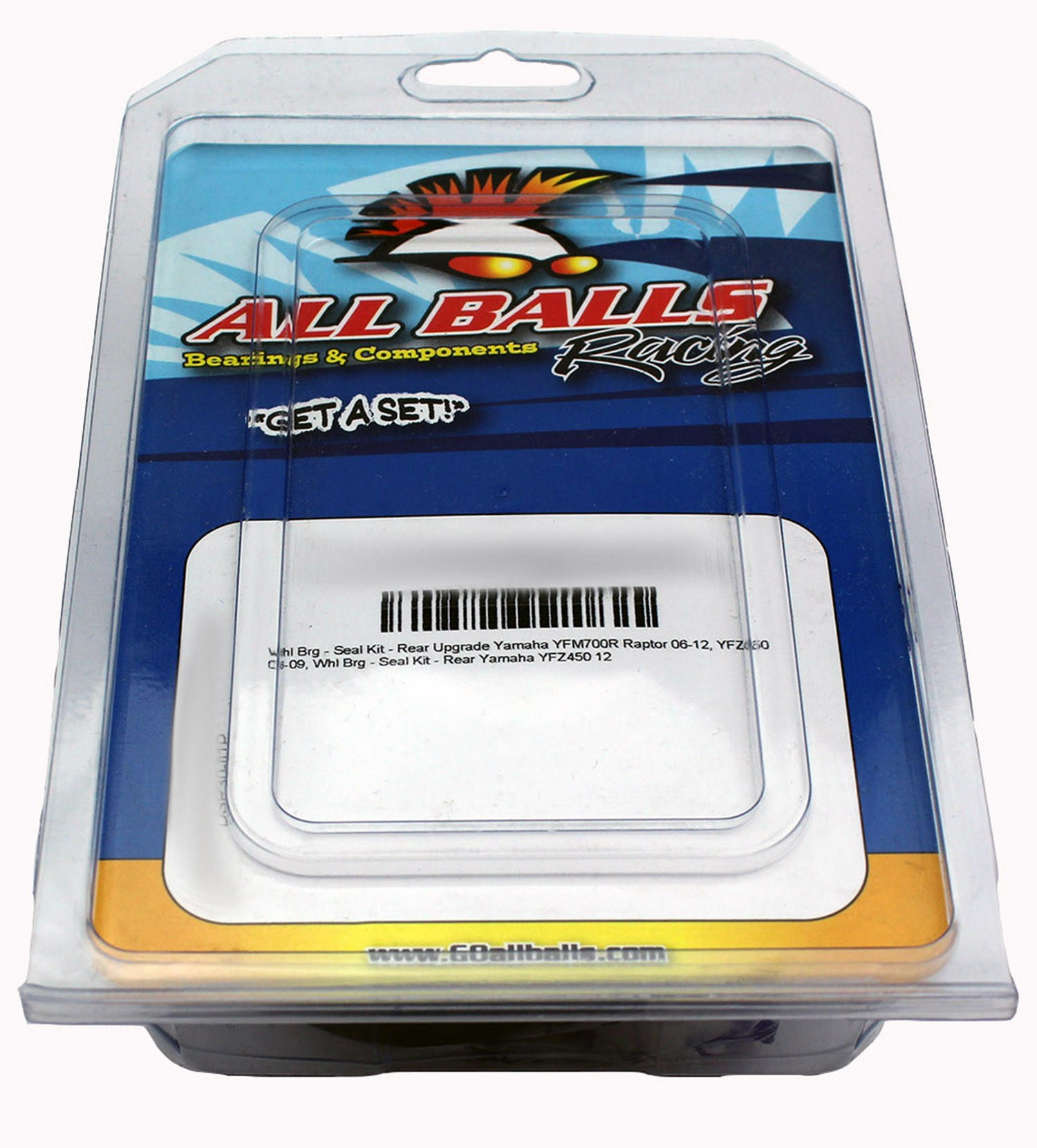 All Balls Brake Drum Seals for Honda TRX350FE 00-06 30-7602