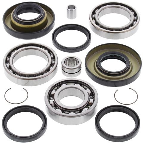 All Balls 25-2009 Rear Differential Bearing and Seal Kit All Balls Racing