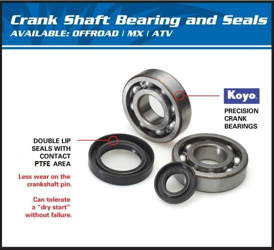 The #1 Source For Bearings, Seals, Cables, Carburetor