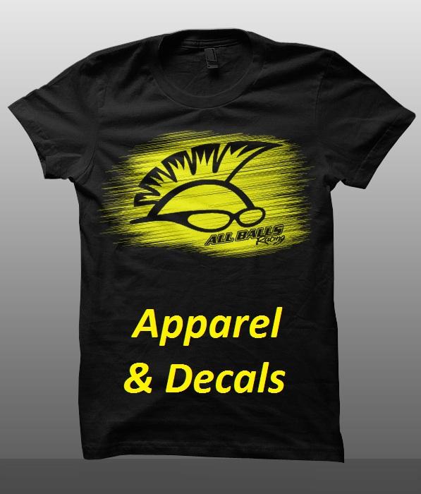 Apparel - Decals